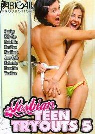 Lesbian Teen Tryouts 5 Porn Video
