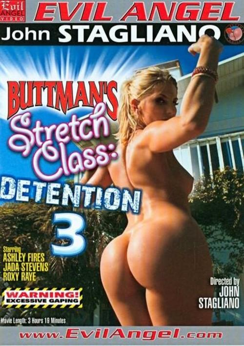 Buttmans Stretch Class: Detention 3