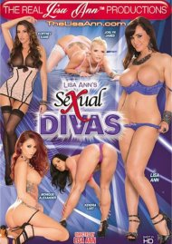 Lisa Ann's Sexual Divas DVD Box Cover Image