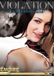 Violation Of Dani Daniels DVD Image from AMK Empire.