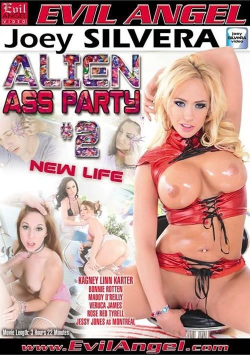 ��������� ��������� ������ #2 / Alien Ass Party #2 (2014) DVDRip