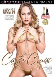 All Access Carter Cruise DVD Image from Airerose Entertainment.