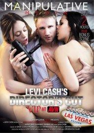 Director's Cut: VIP At AVN DVD Image from Manipulative Media.