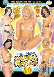 She Male Samba Mania 10 (2003) SC Icon