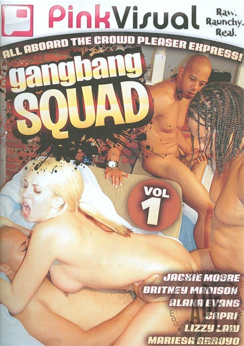 squad on dvd Gangbang
