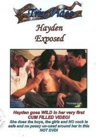 Hayden Exposed Porn Video