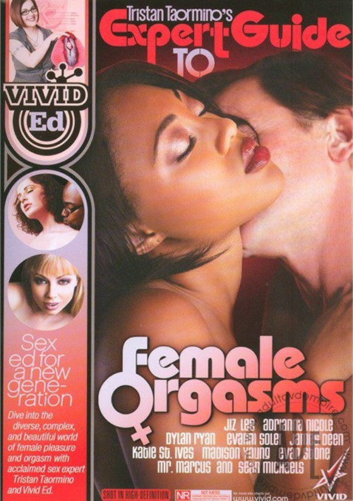 Tristan Taorminos Expert Guide To Female Orgasms