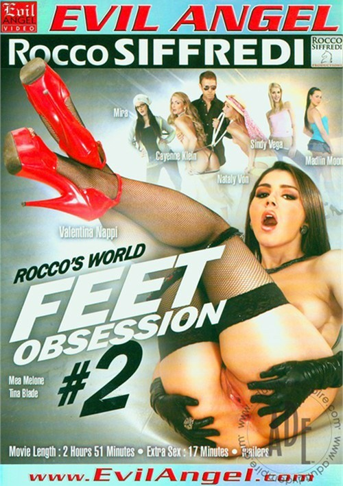 Roccos' World: Feet Obession #2 Porn Movie