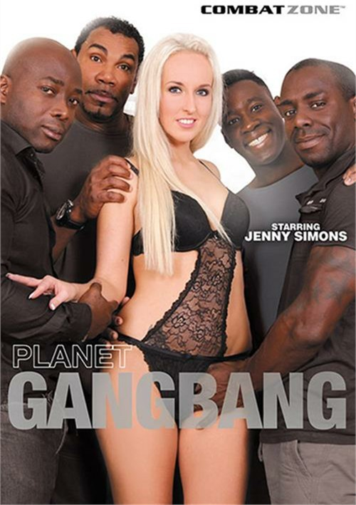Планета Групповушки / Planet GangBang (2014) DVDRip