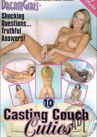 Dream Girls: Casting Couch Cuties 10 Porn Video