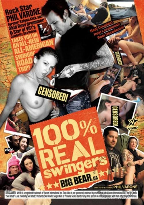 100% Real Swingers: Big Bear