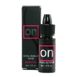 On: Natural Arousal Oil For Her - .17oz image