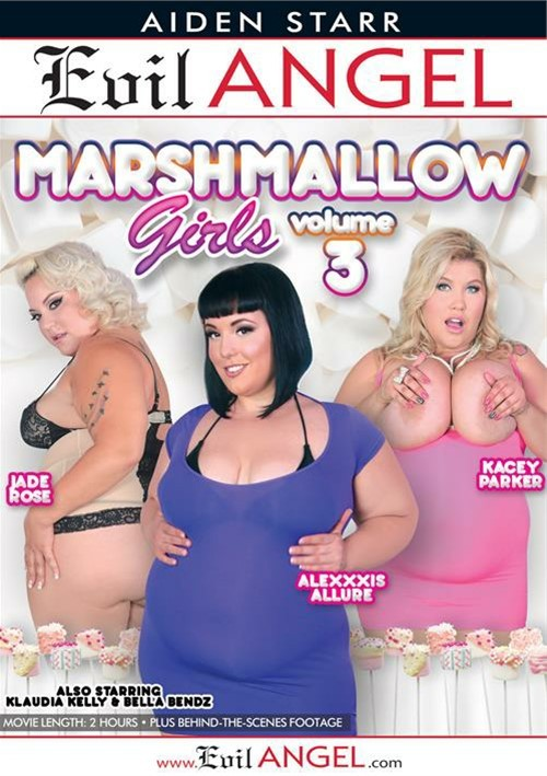 Marshmallow Girls Vol. 3