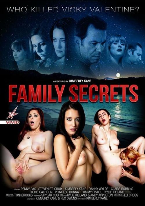 Vivid - Семейные тайны / Family Secrets (2015) DVDRip-AVC