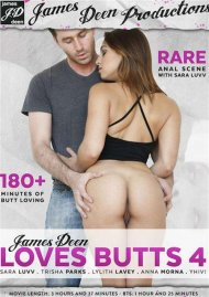 James Deen Loves Butts 4 Porn Movie