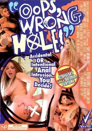 Oops, Wrong Hole! Porn Video