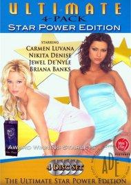 Ultimate 4-Pack: Star Power Porn Movie
