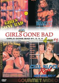 Girls Gone Bad 4-Pack #1 Porn Movie