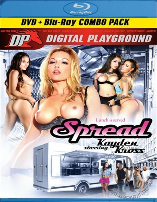 Spread (DVD + Blu-ray Combo)
