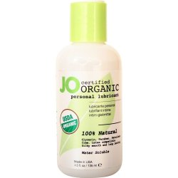 JO Organic Personal Water Lube - 4.5 oz. Sex Toy