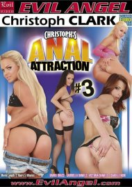 Christoph's Anal Attraction #3 (2014) SC Icon