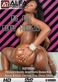 Big Ass Ebony Princess Porn Video