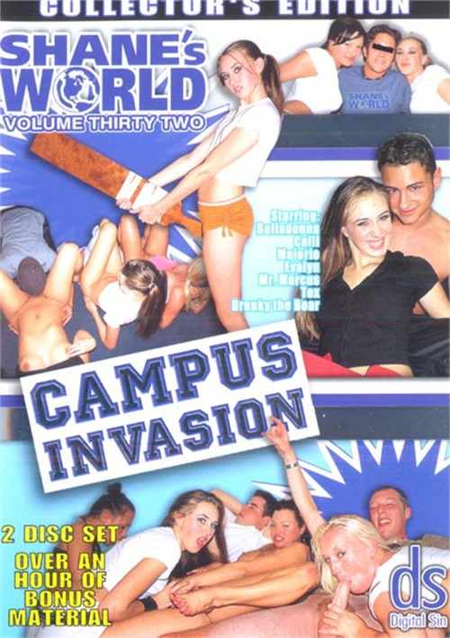 Shanes World 32: Campus Invasion