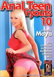 Anal Teen Tryouts 10 Porn Video