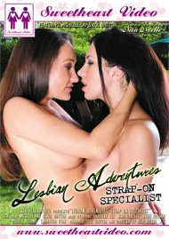 Lesbian Adventures: Strap-On Specialist  Porn Video