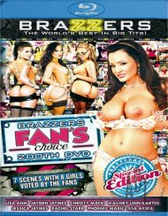 Brazzers Fan's Choice Special Edition (Blu-ray + DVD Combo) Blu-ray Image from Brazzers.