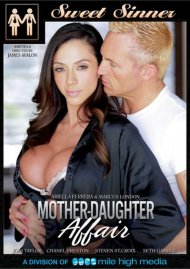 Mother-Daughter Affair DVD Image from Sweet Sinner.
