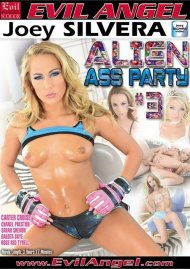Alien Ass Party #3 DVD Image from Evil Angel.