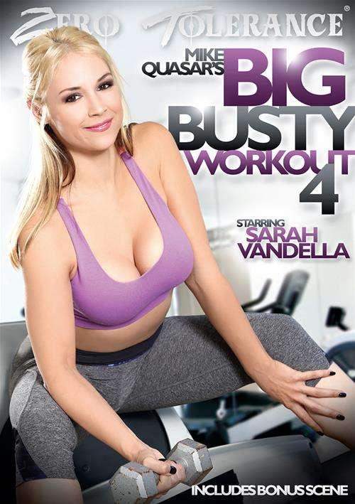 Тренировка Больших Грудей #4 / Big Busty Workout #4 (2014) DVDRip