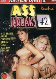 Ass Freaks #2 Porn Movie