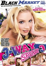 3-Way Split #3 Porn Movie