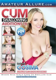 Cum Swallowing Auditions Vol. 16 Porn Movie