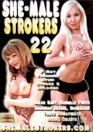 She-Male Strokers 22 Porn Video