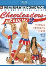 Cheerleaders Academy 2 (DVD + Blu-ray Combo) Porn Movie