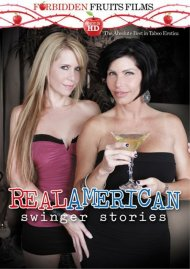 Real American Swinger Stories DVD Box Cover Image