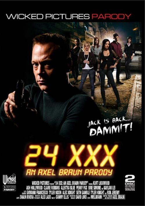 24 XXX An Axel Braun Parody Porn Movie