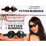Dominant Submissive Blindfold Sex Toy
