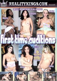 First Time Auditions Porn Movie