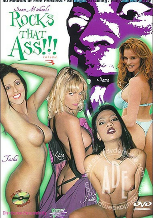 Sean Michaels Rocks That Ass 3