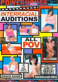 Interracial Auditions Porn Video