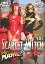 Born Scarlet Witch 2: VS Ms. Marvel And Spiderwoman Porn Video Image from Anastasia Pierce.