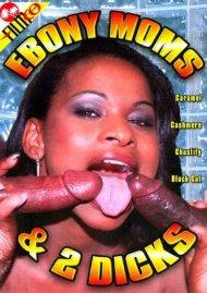 Ebony Moms & 2 Dicks Porn Video