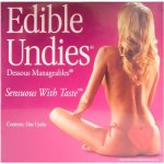 Edible Undies - Strawberry with Champagne Sex Toy