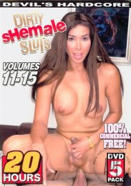 Dirty Shemale Sluts Vol. 11-15 Porn Movie