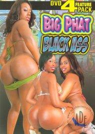 Big Phat Black Ass 4-Pack Porn Movie