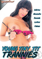 Young Tiny Tit Trannies Porn Movie